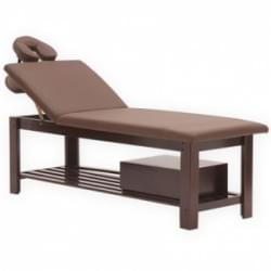 Стационарный двухсекционный массажный стол MM-0B