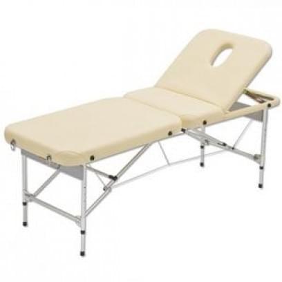 Складной массажный стол на алюминиевой основе MM-F03