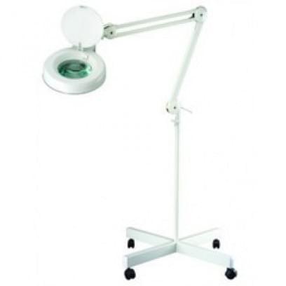 Лампа лупа 5х на штативе комплект